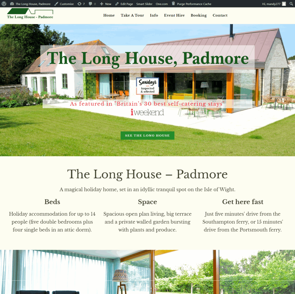 the long house padmore screenshot
