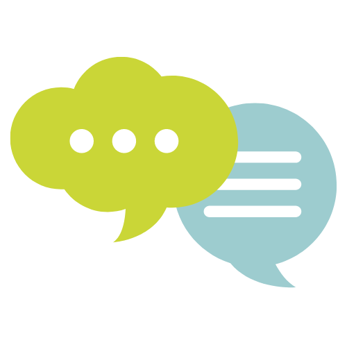 Island Websites chat graphic